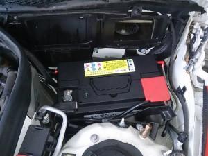 ベンツ E250 バッテリー
