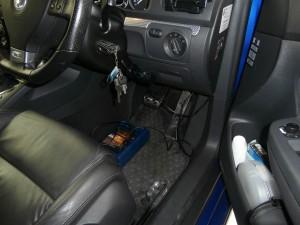 ジャガー X351 OBDⅡ