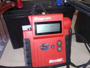 ディープサイクルバッテリー SMF 27MS-730