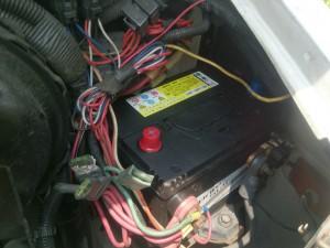 GMC バンデューラ バッテリー