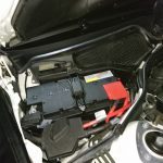 AMG S63 バッテリー交換