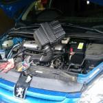 プジョー 307 バッテリー