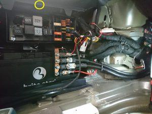 ベントレー コンチネンタル バッテリー 交換
