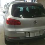 VW ティグアン バッテリー交換