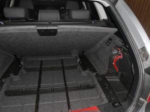 BMW E61 バッテリー交換