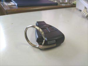 ベンツ SL R230 リモコンキー 電池交換