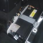 AMG G55 バッテリー交換