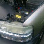 シボレー シルバラード バッテリー 交換
