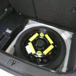 AUDI A1 バッテリー交換