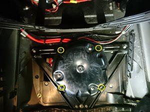 BMW X5 E53 バッテリー 交換