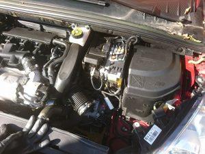 プジョー 308 バッテリー交換