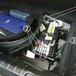 マセラティ ギブリ バッテリー交換