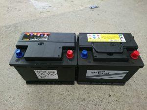 ノート e-power バッテリー交換