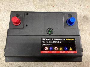ノート NOTE e-power バッテリー上がり バッテリー 交換 方法 値段 取付