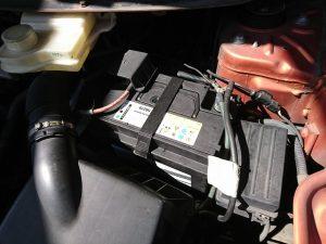 ムルティプラ バッテリー交換