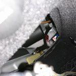 ベンツ W166 サブバッテリー交換