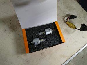 ハイエース LEDライト 交換