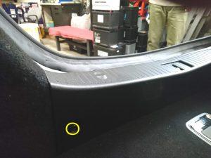 ベンツ W222 S550 バックアップバッテリー 交換 バッテリー