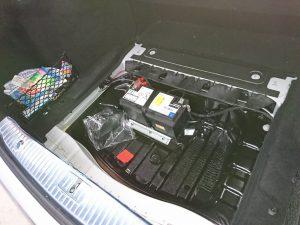 ベンツ W222 メインバッテリー 交換