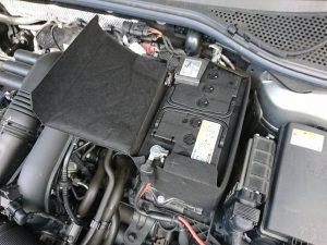VW パサートB8 バッテリー 交換