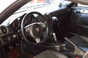 987 ケイマン ドライブレコーダー 取付
