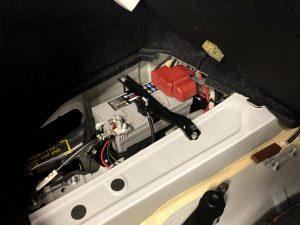 クラウン ハイブリッド HV 補機 バッテリー 交換
