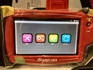 Snap-On MTG 5000 メルセデス ベンツ