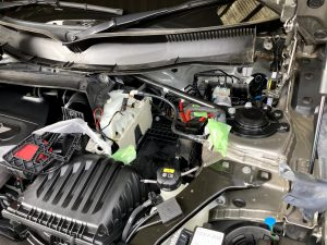 MINI ミニ バッテリー 交換 クロスオーバー F60 PHEV