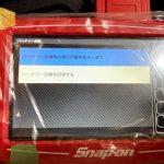スナップオン MTG 5000 デモンストレーション W205 F20