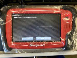 Snap-On MTG5000 スキャンツール コーディング レジストレーション