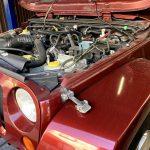 JEEP ラングラー JK 前期 バッテリー交換 MOPER クライスラー