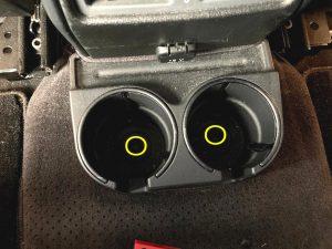 ベンツ W463 G350d バッテリー 交換 バックアップバッテリー