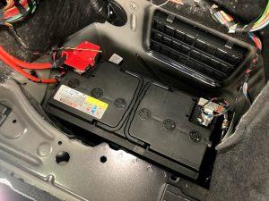 BMW 435i グランクーペ F36 バッテリー交換 コーディング