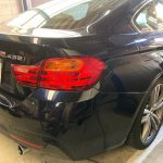 BMW 435i グランクーペ F36 バッテリー交換