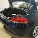 BMW Z4 E89 バッテリー交換 交換方法
