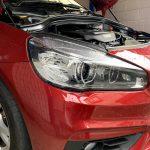 BMW アクティブツアラー F45 218 バッテリー 交換