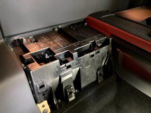 ベンツ R231 SL バッテリー交換 サブバッテリー
