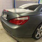 ベンツ Benz R230 SL 350 550 バッテリー交換 バックアップバッテリー故障