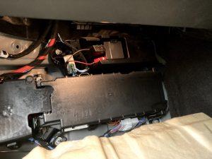 ベンツ Benz W176 バックアップバッテリー 故障 交換 Aクラス