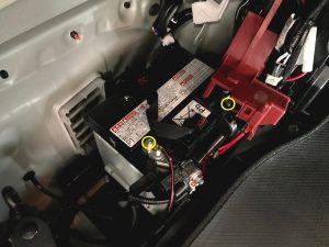 220系 クラウン ハイブリッド HV バッテリー交換 補機 345LN1