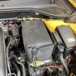 アウディ AUDI Q2 バッテリー 交換 取付